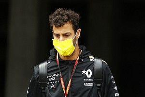 Ricciardo nem számított arra, hogy a Ferrari ennyire szenvedni fog