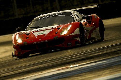 Broniszewski trzeci w Le Mans