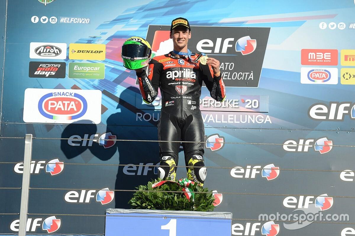 ELF CIV: Savadori conquista il titolo italiano a Vallelunga