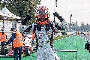 F4, Monza: Gara 3 ad un Delli Guanti stratosferico