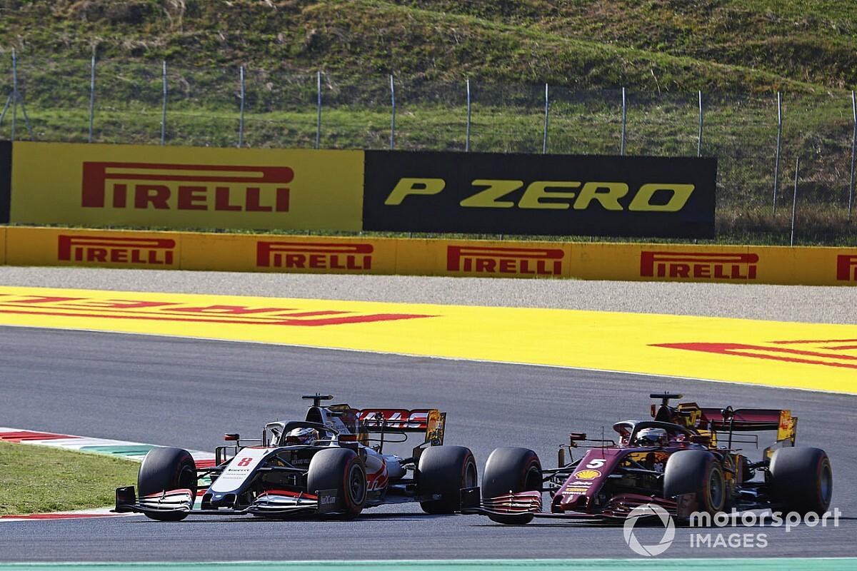 """Vettel: """"Non siamo veloci e non sappiamo il perché"""""""