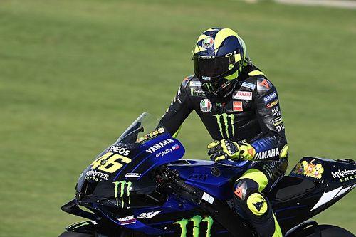 """Rossi: """"Bevriezen van ontwikkeling geen excuus voor Yamaha"""""""