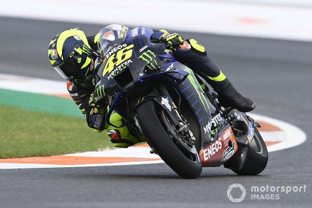 """Rossi de retour après le Covid: """"Le MotoGP m'a beaucoup manqué"""""""