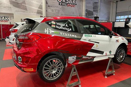 Cztery załogi Orsák Rally Sport w ERC