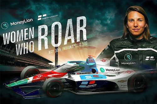 Paretta Autosport reveals sponsorship deal for de Silvestro