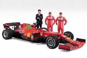 Target F1 2021 Realistis, Ferrari Fokus untuk 2022