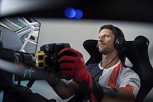 Grosjean to retain Haas ties through F1 Esports team