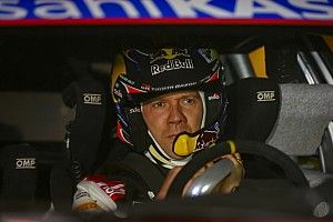 Ogier multado en el Rally Montecarlo por un descuido