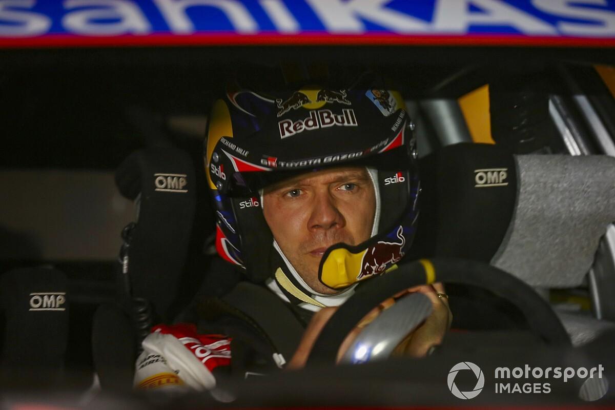 WRC: multa a Ogier, Del Barrio e Wydaeghe per il casco slacciato