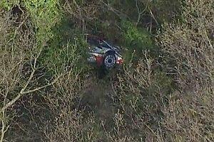 Neuville lidera la mañana del viernes en Croacia; accidente de Rovanpera