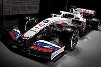 Haas adopte les couleurs de la Russie pour sa VF-21