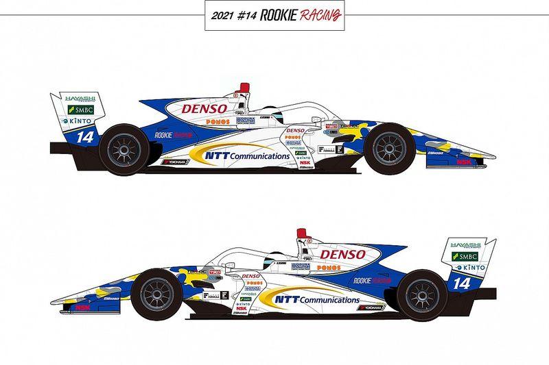 ROOKIE RacingとNTTコミュニケーションズがパートナー契約を締結。IoT技術の活用を目指す
