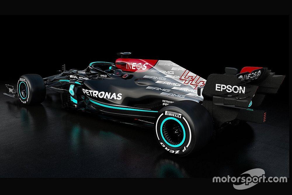Mercedes W12: la ficha técnica del coche favorito a todo en 2021