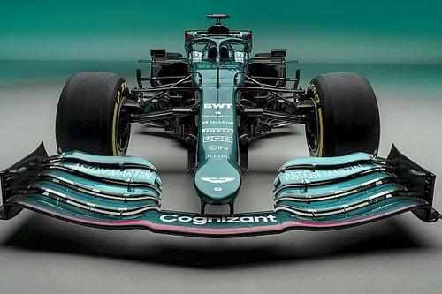 Aston Martin se pone cinco años como objetivo para ser campeones en F1