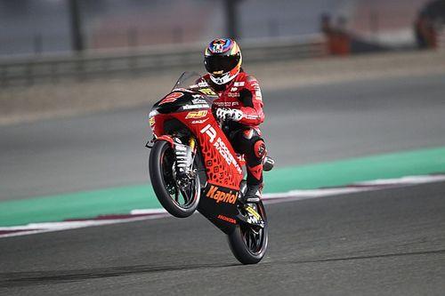 Hasil FP2 Moto3 Doha: Pembalap Indonesian Racing Tembus Tiga Besar