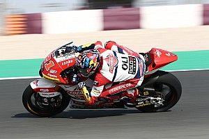 Hasil FP1 Moto2 Doha: Di Giannantonio Dominan