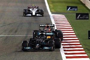"""Hamilton: """"Las últimas vueltas del GP de Bahrein fueron horribles"""""""