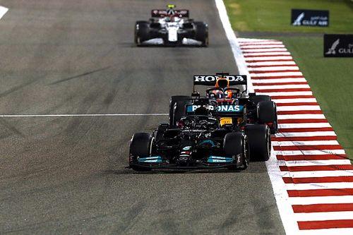 """هاميلتون: اللفات الأخيرة من سباق جائزة البحرين الكبرى كانت """"مروّعة"""""""