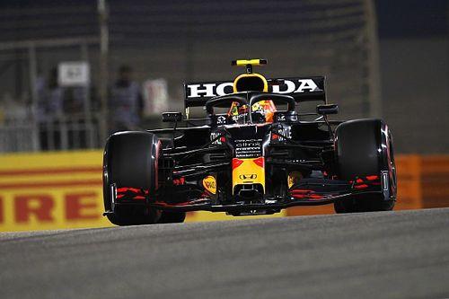 ريد بُل تُثني على بيريز لتمكّنه من تشغيل المحرك في البحرين