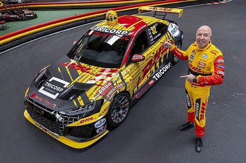 WTCR: Coronel sulla terza Audi della Comtoyou per il 2021
