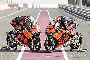 Red Bull KTM Ajo di Ambang Hat-Trick
