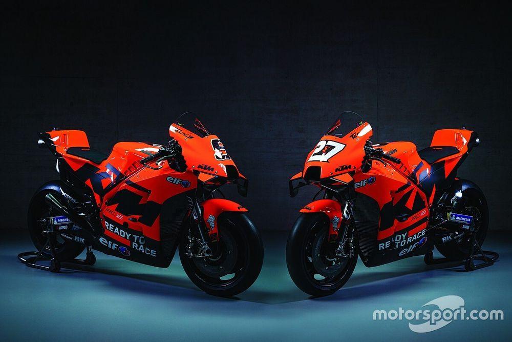 """Tech3: """"Bir uydu takımı, 2021 MotoGP Şampiyonası'nı kazanabilir"""""""