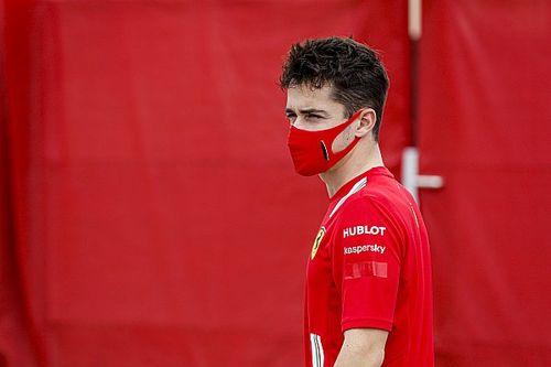 Ferrari: Leclerc Kurang Percaya Diri
