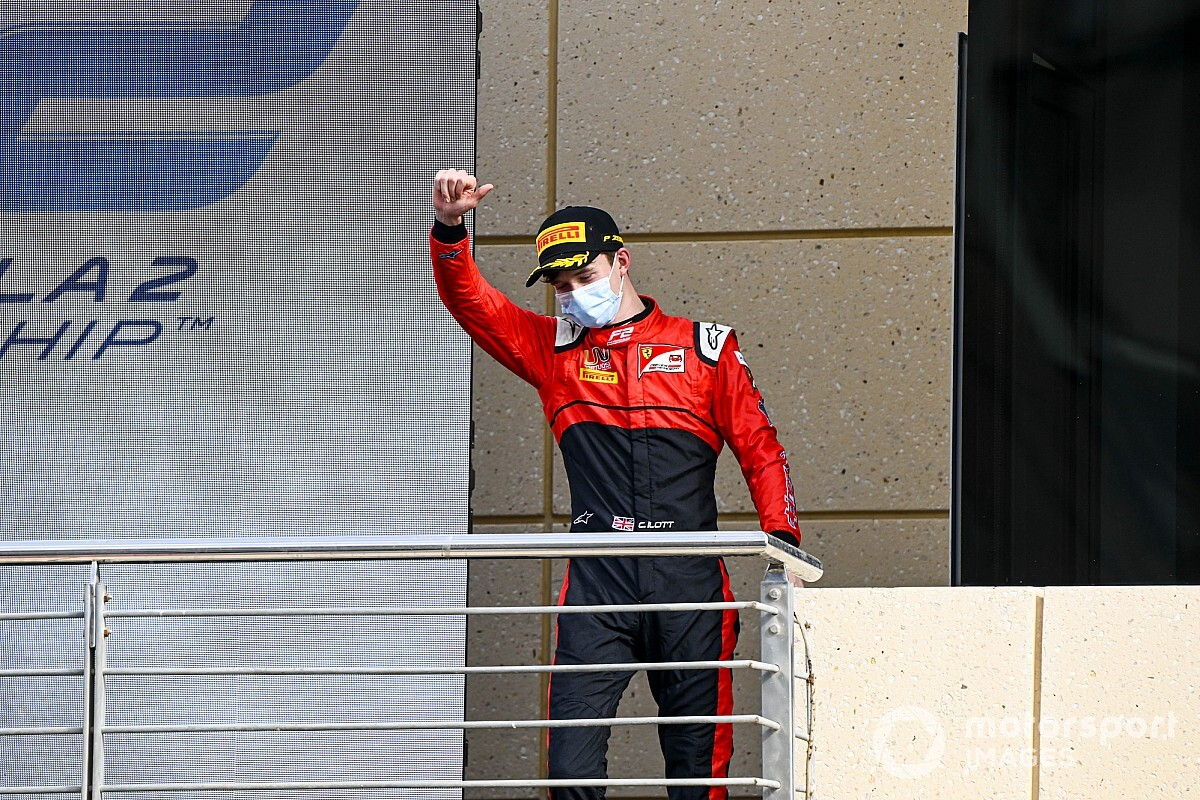 Ilott se queda fuera de la Fórmula 1 2021