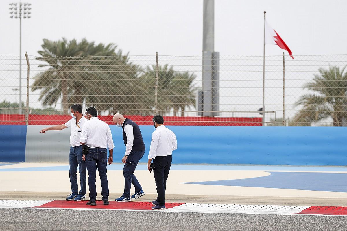 FIA, Bahreyn dördüncü virajındaki pist limitini kaldırdı