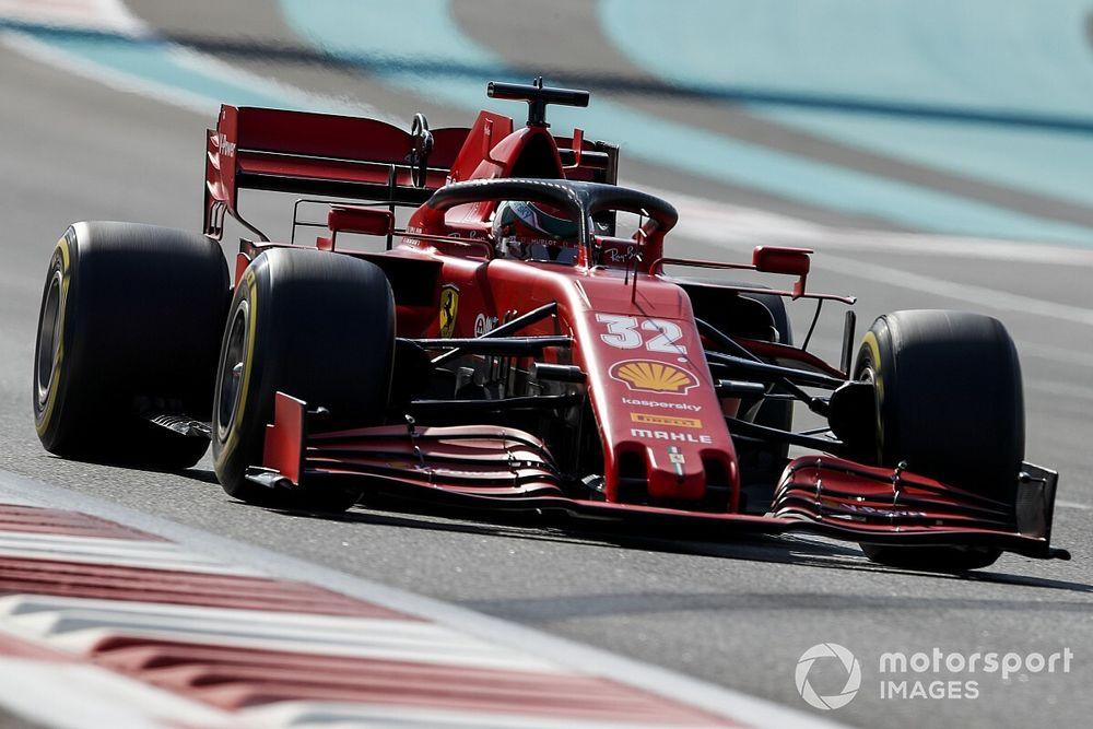 Fotogallery F1: i test di Abu Dhabi