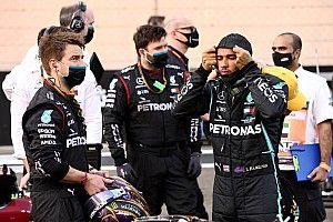 """Lammers: """"Mercedes, Hamilton'a verebileceği maaşı ahlaki olarak sınırlıyor"""""""