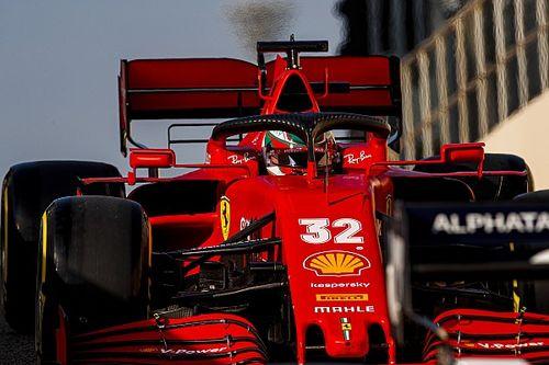 """Dans la Ferrari, le """"rêve"""" de Shwartzman est devenu """"réalité"""""""