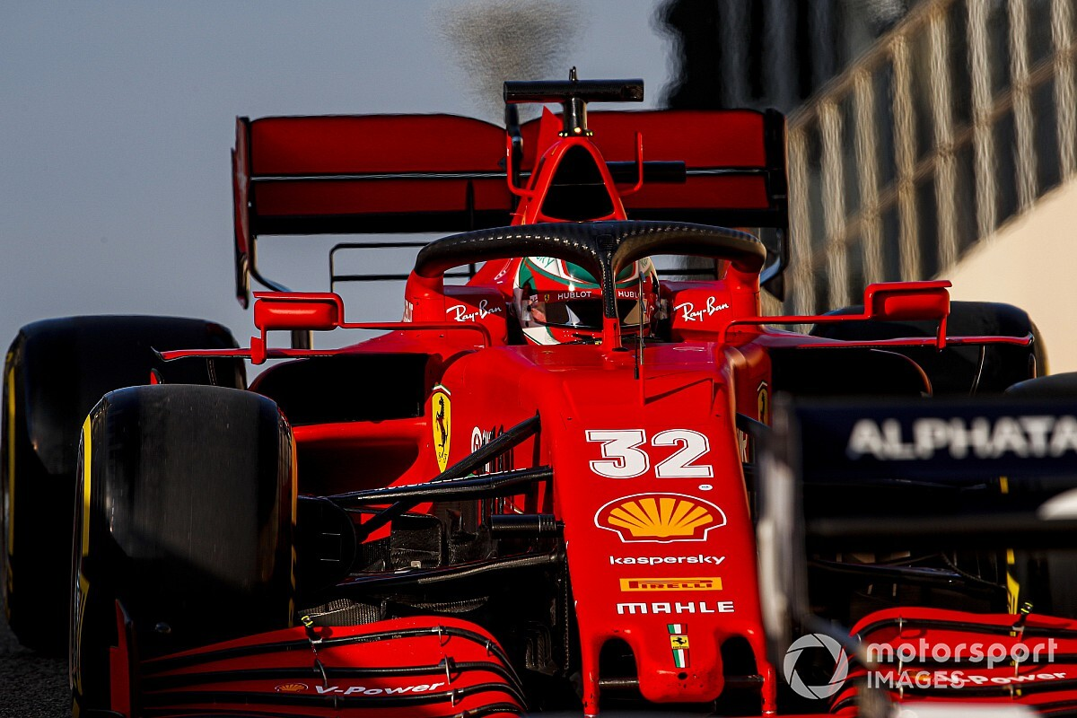 Ferrari, Shwartzman'a güveniyor