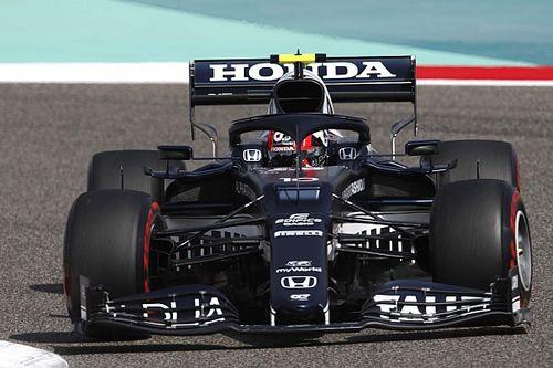 F1バーレーンFP1速報:レッドブル・ホンダのフェルスタッペンがトップ。角田裕毅は14番手