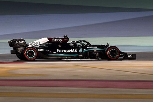 "Hamilton: Second place ""best that I could do"" in Bahrain GP qualifying"