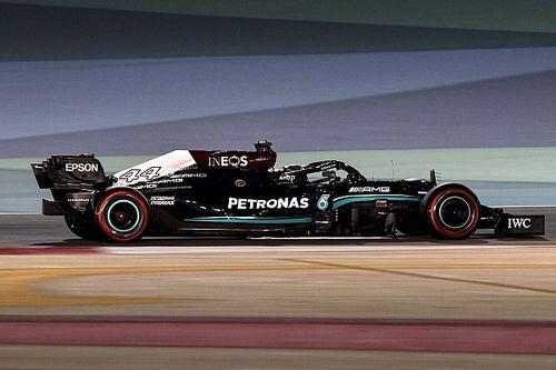 Mercedes: il basso rake non funziona o è questione di... fondo?