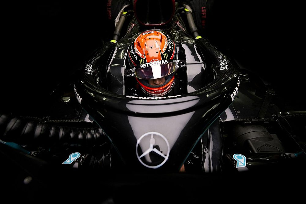 Officiel - George Russell promu chez Mercedes en 2022