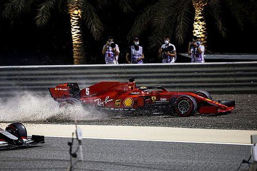 Videón Vettel megforgása a második szabadedzésről – közel volt Magnussen…