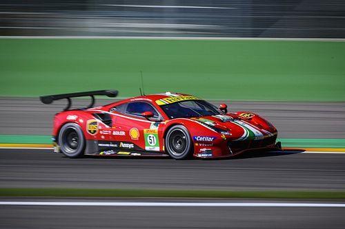 Skład Ferrari na Le Mans