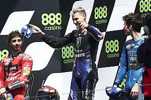 MotoGP Portekiz: Quartararo arka arkaya ikinci zaferini kazandı!