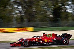 """Sainz, decepcionado: """"Quería estar entre los cinco primeros"""""""