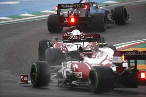 Alfa Romeo straciła punkty