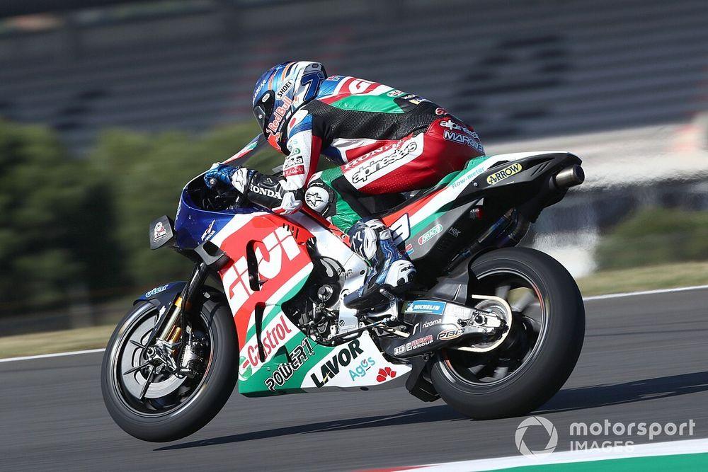 "Alex Marquez: Marc a ""bastard"" for beating me in Portugal MotoGP"