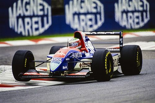 When a journeyman driver's F1 career lasted just 800m