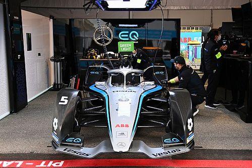 Selangkah Lagi Mercedes Tinggalkan Formula E