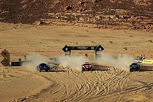 Extreme E to return to four-car finals in Senegal