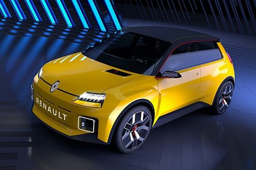 Prototipe Renault 5 Elektrik Supermini Terungkap