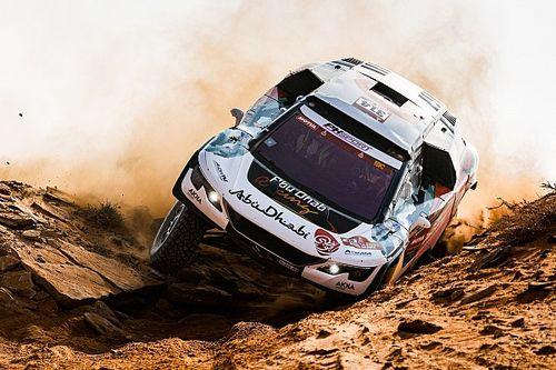 Dakar 2021: Horn lancia la sfida con l'idrogeno