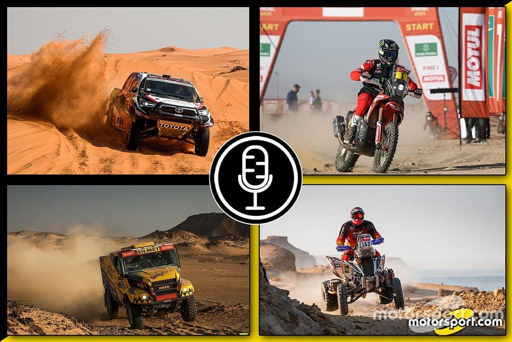 "Podcast Dakar: ""Dune Mosse"" - Tappa 10"