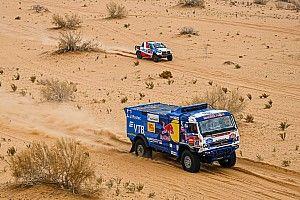 Etape 7 Dakar: Sotnikov Tak Terbendung di Kategori Truk